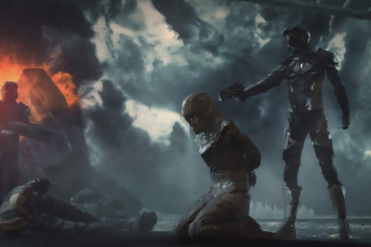 EVE Online Shooter Canceled, EVE Online Shooter Announced