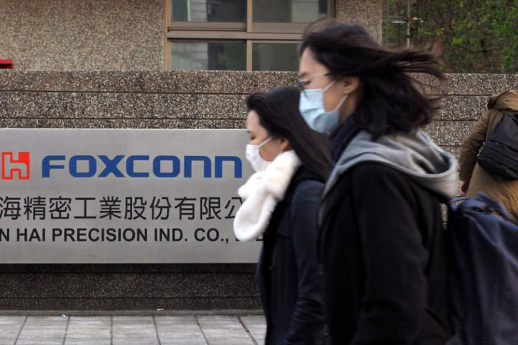 Foxconn expects iPhone production to return to normal this month