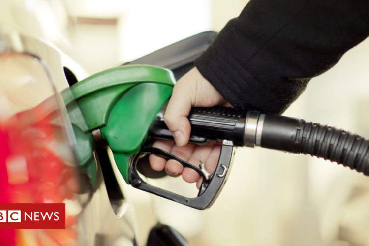 Fuel prices push UK inflation to six-month high