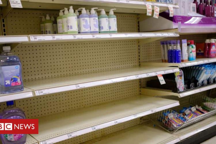 Hand-sanitiser stockpiler probed for price gouging