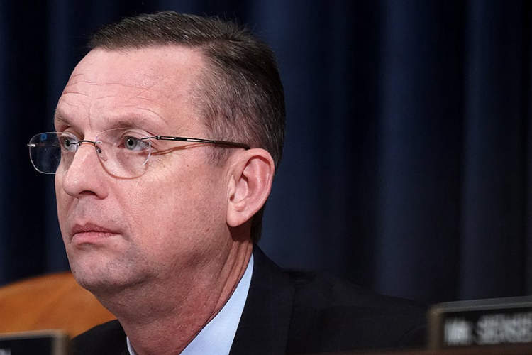 Trump considering Doug Collins as nominee for director of national intelligence