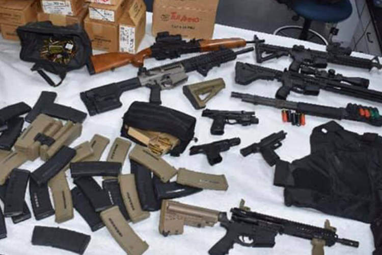 UPS worker planning mass shooting had 20,000 rounds of ammo and weapons cache, police say